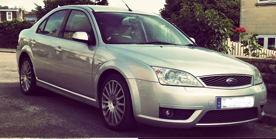 2002 Ford Mondeo St220 Stage 1 Remap Atlas Remapping