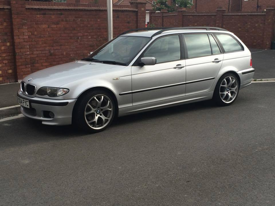 2004 bmw 320d touring stage 1 remap atlas remapping. Black Bedroom Furniture Sets. Home Design Ideas
